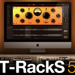 T-RackS 5 for Mac 5.0.0 注册版 - 终极混音和母带处理工作站