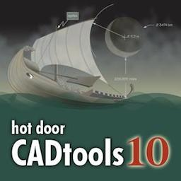 Hot Door CADtools for Mac 11.1.1 破解版 – Adobe Illustrator 插件包