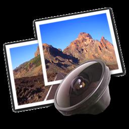 DoubleTake Mac 破解版 优秀的全景照片拼接软件