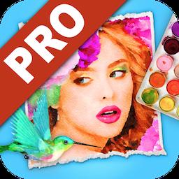 Watercolor Studio Pro for Mac 1.1.1 序号版 - 水彩画图片绘制软件