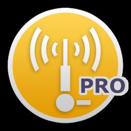 WiFi Explorer Pro Mac 破解版 Mac上强大的WiFi无线扫描和管理工具