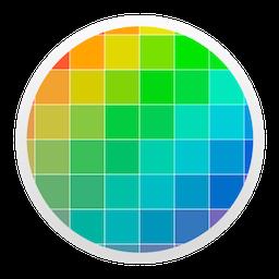ColorWell Mac 破解版 优秀的拾色器和调色板生成工具