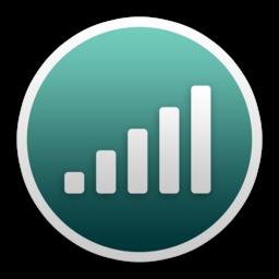 WiFi Signal Mac 破解版 实用的WiFi信号监测工具