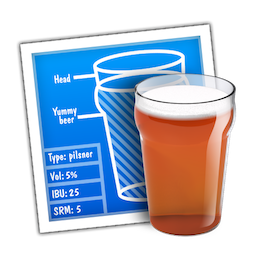 BeerAlchemy for Mac 2.1.4 破解版 – 啤酒配方工具