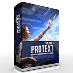 Pixel Film Studios-ProText for Mac Vol3 激活版 – FCPX插件:文字标题文本动画效果