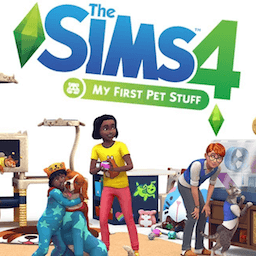THE SIMS 4: My First Pet Stuff for Mac 1.42.30.1020 破解版 – 模拟人生4:我的第一只宠物组合