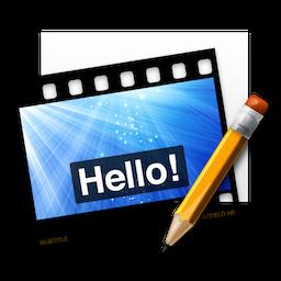 iSubtitle 3.2.1 Mac 破解版 视频字幕制作软件
