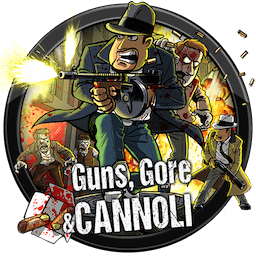 Guns Gore and Cannoli 2 for Mac 1.0.1 破解版 – 枪,血,意大利黑手党2