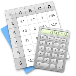 TableEdit for Mac 1.4.1 破解版 – 干净和优雅的电子表格应用