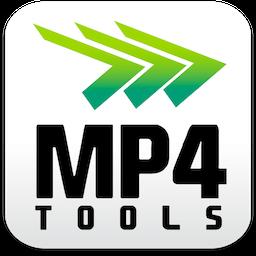 MP4tools for Mac 3.7.1 注册版 – 视频转换工具