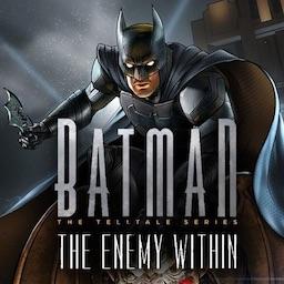 蝙蝠侠:内敌 Batman: The Enemy Within – Episode 5 for Mac 激活版 – 蝙蝠侠系列经典冒险类游戏