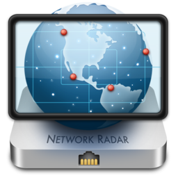 Network Radar Mac 破解版 Mac上优秀的网络扫描和管理工具