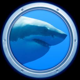 Sharks 3D for Mac 1.3.0 激活版 – 鲨鱼动态壁纸应用