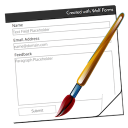 Wolf Responsive Form Maker Mac 破解版 网页设计应用