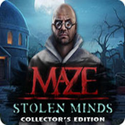 Maze: Stolen Minds Collector's Edition for Mac 2.0 破解版 – 隐藏物体解密冒险游戏