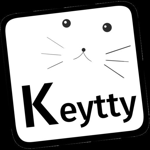 Keytty 1.2.6 Mac 破解版 可以通过键盘控制鼠标的应用