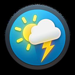 Weather Guru 2.3.2 Mac 破解版 – 美丽且高精准度的天气预报应用