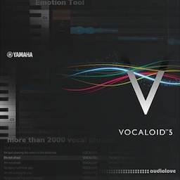 VOCALOID5 ESV 5.0.2.1 Mac 破解版 –  Yamaha 语音合成