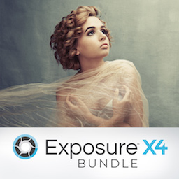 Alien Skin Exposure Bundle 4.0.5.145 Mac 破解版 Exposure系列的滤镜套装插件