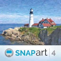 Exposure Software Snap Art Mac 破解版 Photoshop艺术绘画效果滤镜