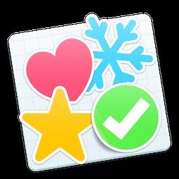 Graphics 3.0 Mac 破解版 – Mac插图集工具