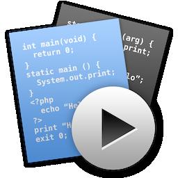 CodeRunner 2 for Mac 2.2 注册版 – 实用的多语言编程开发工具