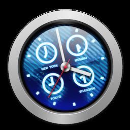 iClock 4.6.2 Mac 破解版 多功能的高效菜单栏时钟