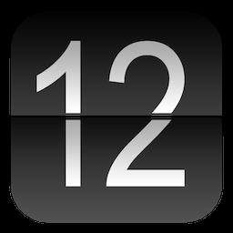 Digital Clock 3D 1.1.2 Mac 破解版 – 3D时钟动态桌面应用