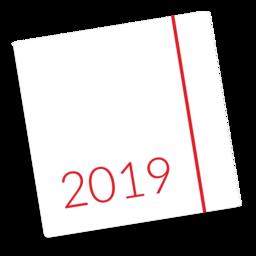 Calendar 366 II 2.6.0 Mac 破解版 优秀的菜单栏日历工具