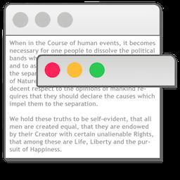 WindowMizer Mac 破解版 窗口缩小化工具