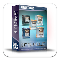 Drumforge DF-Bundle 1.0 Mac 破解版 鼓声混音插件包