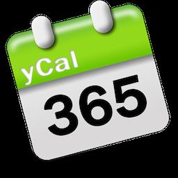 yCal 1.6 Mac 破解版 高颜值强大的日历工具