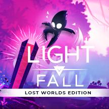 陨落之光 Light Fall 1.2.0 Mac 破解版 2D平台跳跃性冒险游戏