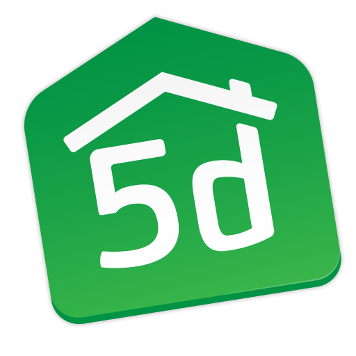 Planner 5D Mac 破解版 优秀的3D家具设计软件