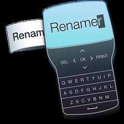 Renamer Mac 破解版 Mac上好用的文件批量重命名工具