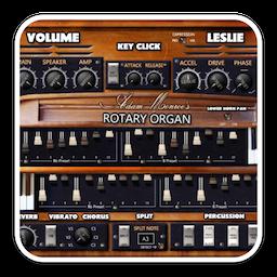 Adam Monroe Music Rotary Organ Mac 破解版 音轮风琴插件
