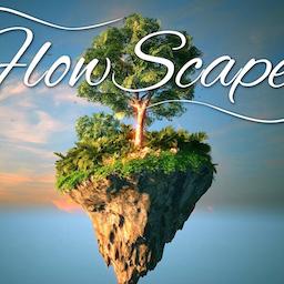 FlowScape Mac 破解版 让自然景观在鼠标下流淌