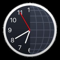 The Clock Mac 破解版 强大的时钟日历工具