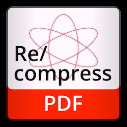 Recompress Mac 破解版 强大的PDF文件压缩工具