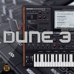 Synapse Audio DUNE Mac 破解版 十分出色的音频合成插件