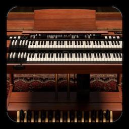Hammond B-3X Mac 破解版 新一代风琴虚拟乐器