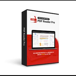 官方授权正版 PDF Reader Pro for Mac PDF编辑阅读工具软件