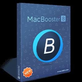 30元大额优惠券可用!IObit MacBooster 8 for Mac 清理优化工具软件