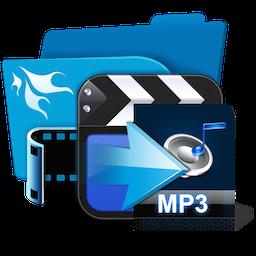 AnyMP4 MP3 Converter Mac 破解版 专业且多功能的MP3转换软件