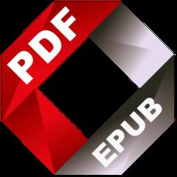 PDF to EPUB Converter Mac 破解版 PDF转EPUB转换器