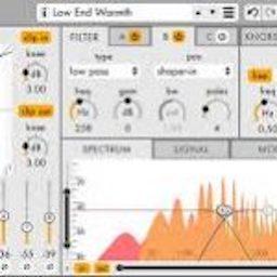 apulSoft apShaper Mac 破解版 音频插入效果插件