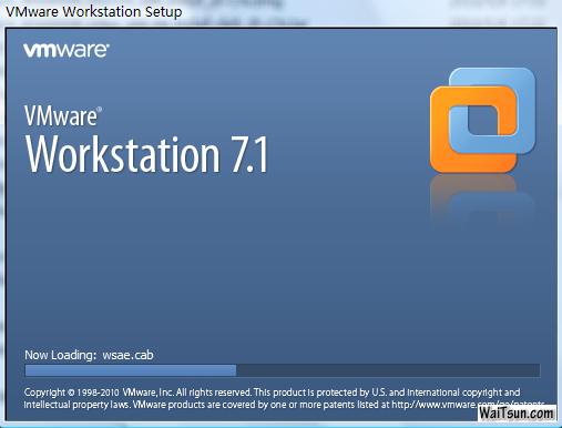 VMware Workstation7.1.1 build-282343 汉化补丁┆ 注册机