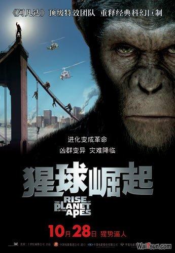 《猿族崛起》TC迅雷下载