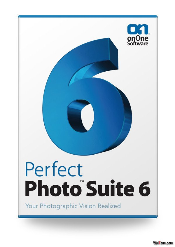 OnOne Perfect Photo Suite V6.0┆ 注册机