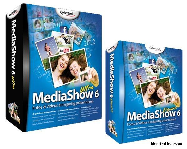 MediaShow Ultra 6.0.3914 魅力四射 多国语言 + 注册机